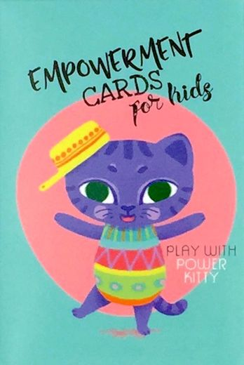 Empowerment cards for kids