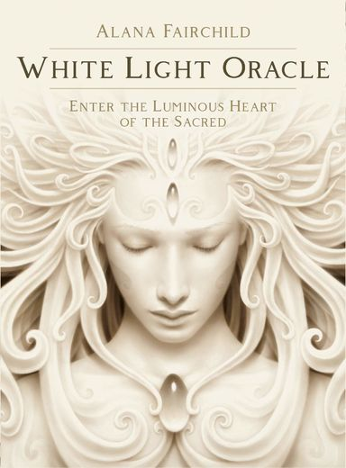 White Light Oracle. Enter the luminous heart of the sacred