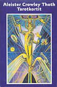 Crowley Thoth Tarot-kortit (mini)