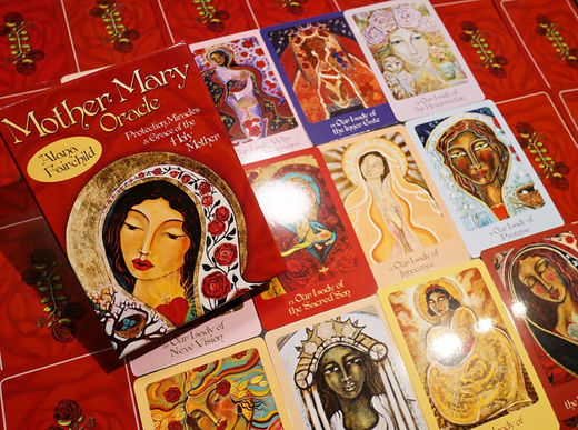 Mother Mary Oracle - Protection, Miracles & Grace of the Holy Mother