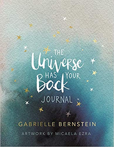 The Universe has your Back - muistikirja