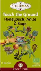 Touch the Ground Honeybush, Anise & Sage