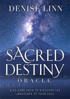 Sacred Destiny Oracle  Cards, Denise Linn