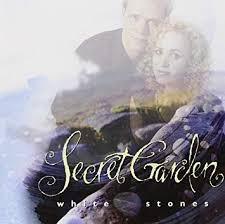Secret Garden White Stones CD