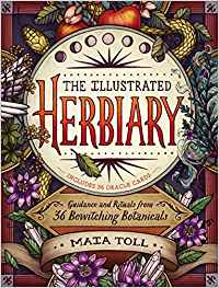 The Illustrated Herbiary . Guidance and Rituals from 36 Bewitching Botanicals