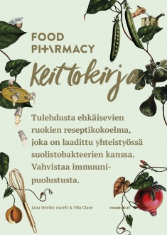 Food Pharmacy keittokirja